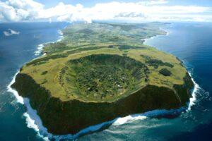 Rapa Nui - Easter Island - Paaseiland - Isla de Pascua -Conference Sky Overview